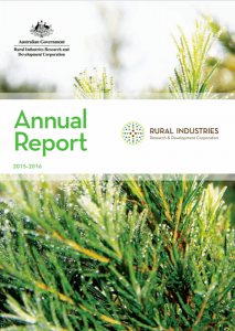Annual Report 2015-2016 - image