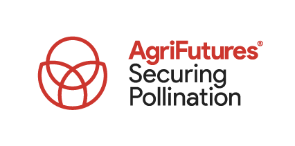 AgriFutures Securing Pollination logo