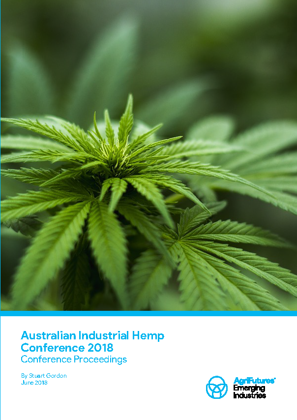 Australian Industrial Hemp Conference 2018 Conference Proceedings - image
