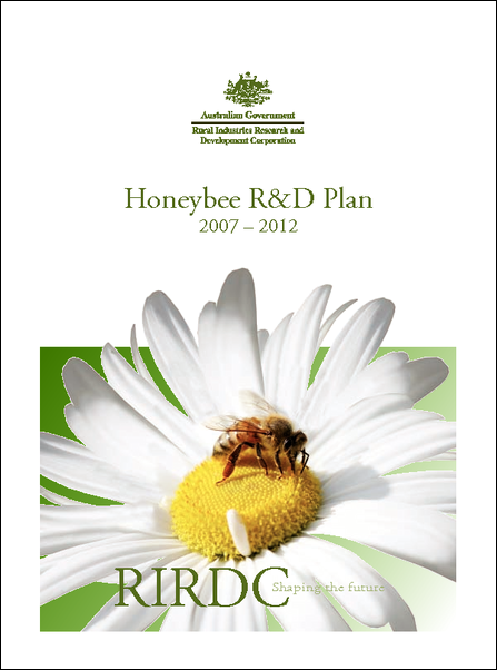 Honeybee Five year Plan 2007-2012 - image