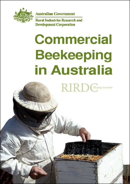 Commercial Beekeeping in Australia (Second Edition) - image