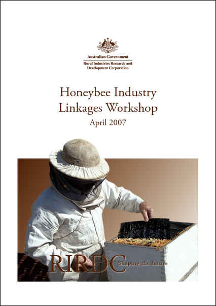 Honeybee Industry Linkages Workshop April 2007 - image