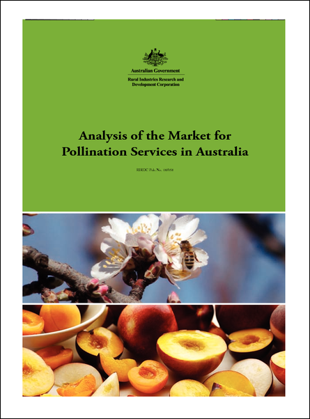 Analysis of the Market for Pollination Service in Australia - image
