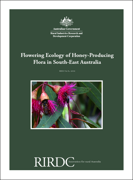 Flowering Ecology of Honey-Producing Flora in South-East Australia - image