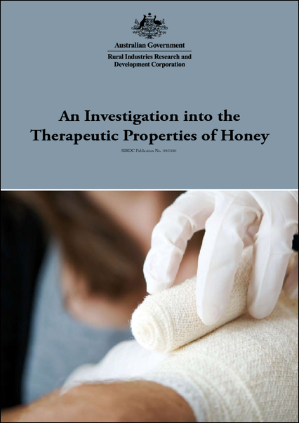 An Investigation into the Therapeutic Properties of Honey - image