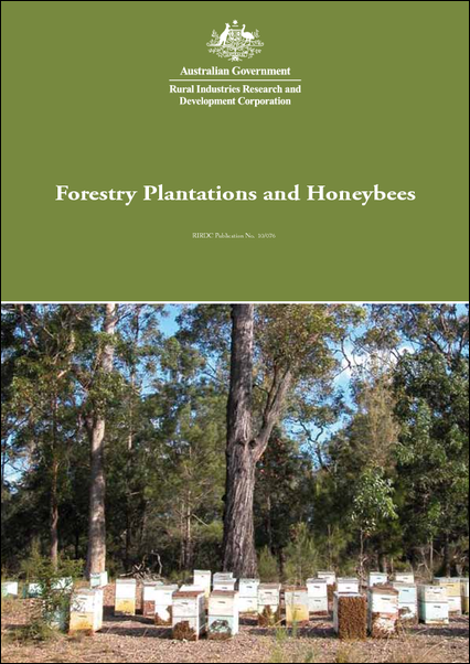 Forestry Plantations and Honey Bees - image