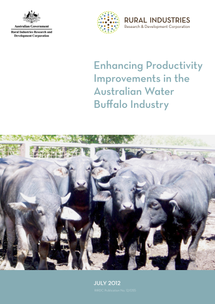 buffalo dairy farm project report pdf