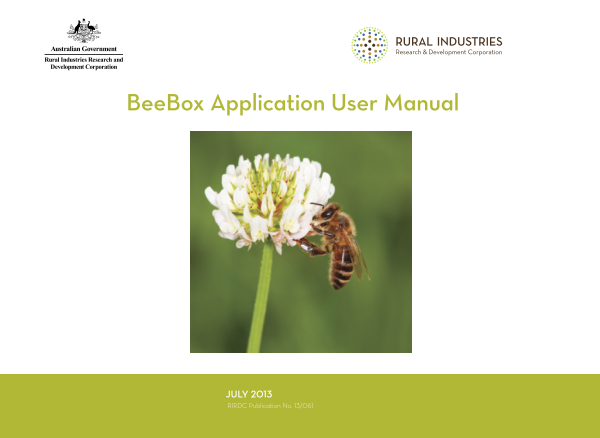 BeeBox Application User Manual - image