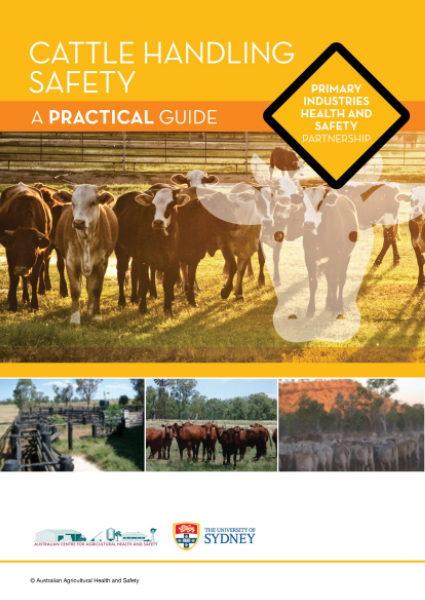 Cattle Handling Safety-A Practical Guide - image