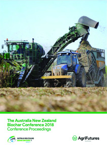 The Australia New Zealand Biochar Conference 2018: Conference Proceedings - image