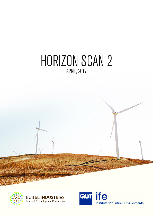 Horizon Scan 2 - image