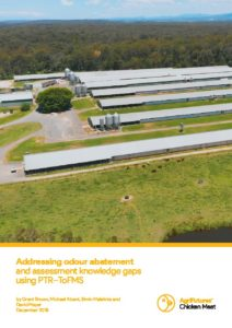 Addressing odour abatement and assessment knowledge gaps using PTR–ToFMS - image
