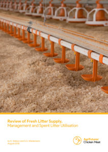 Review of Fresh Litter Supply, Management and Spent Litter Utilisation - image