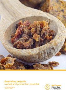 Australian propolis market and production potential - image