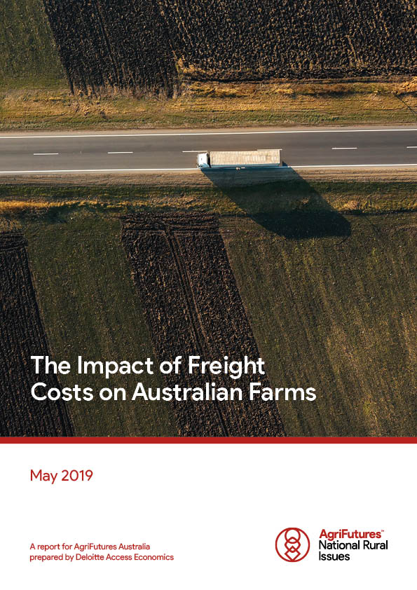 The impact of freight costs on Australian farms - image