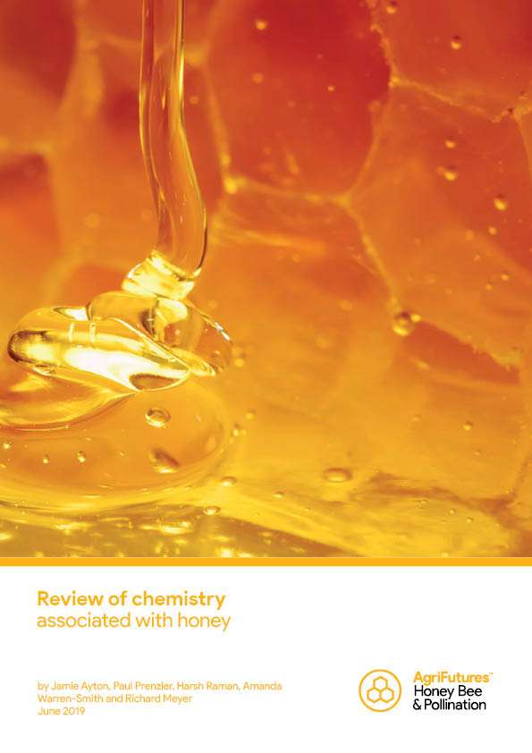 Review of chemistry associated with honey - image