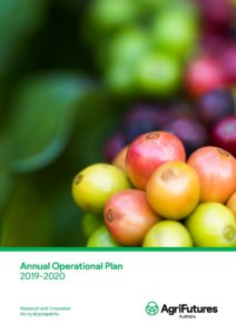 AgriFutures Australia Annual Operational Plan 2019-2020 - image