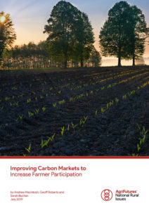 Improving Carbon Markets to Increase Farmer Participation - image