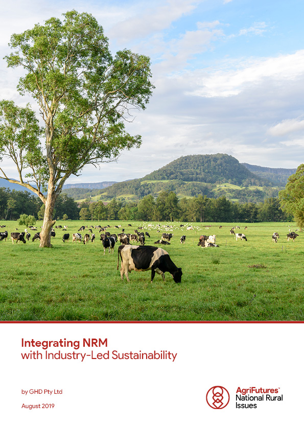 Integrating NRM with Industry-Led Sustainability - image