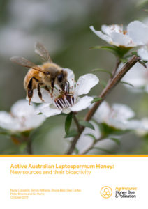Active Australian Leptospermum Honey: New sources and their bioactivity - image