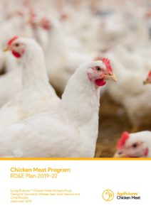 AgriFutures Chicken Meat Program RD&E Plan 2019-22 - image