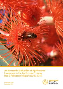An Economic Evaluation of AgriFutures' Investment in the AgriFuturesTM Honey Bee & Pollination Program (2015-2019) - image