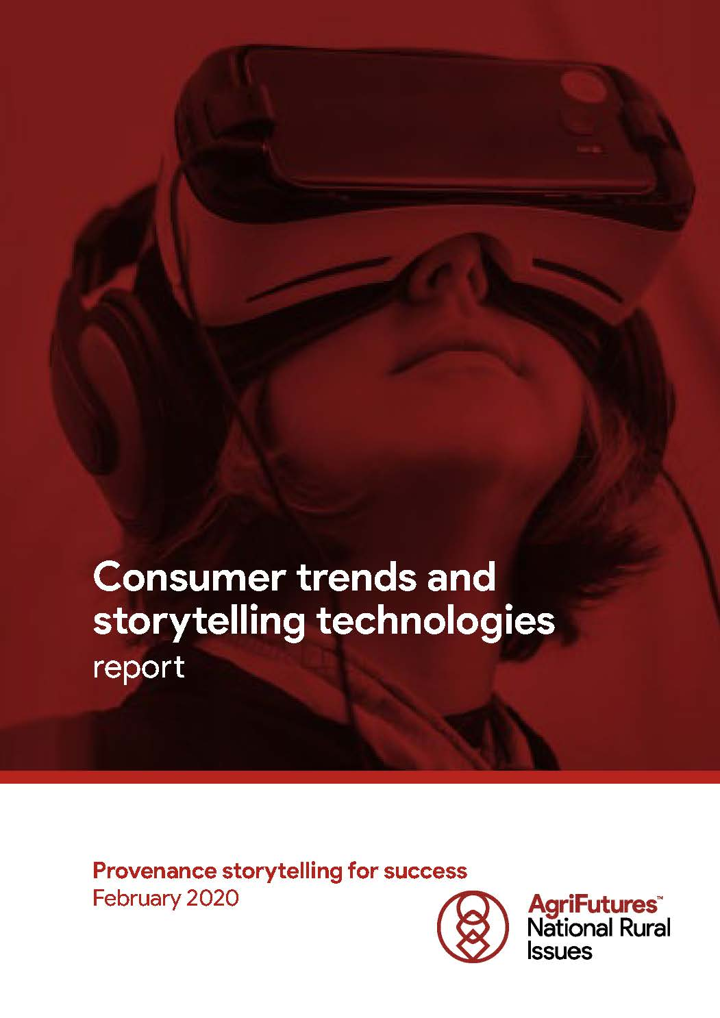 Consumer trends, technologies and platforms - image