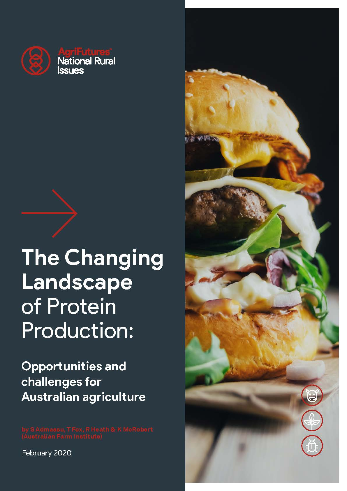 The Changing Landscape of Protein Production: Opportunities and challenges for Australian agriculture - image