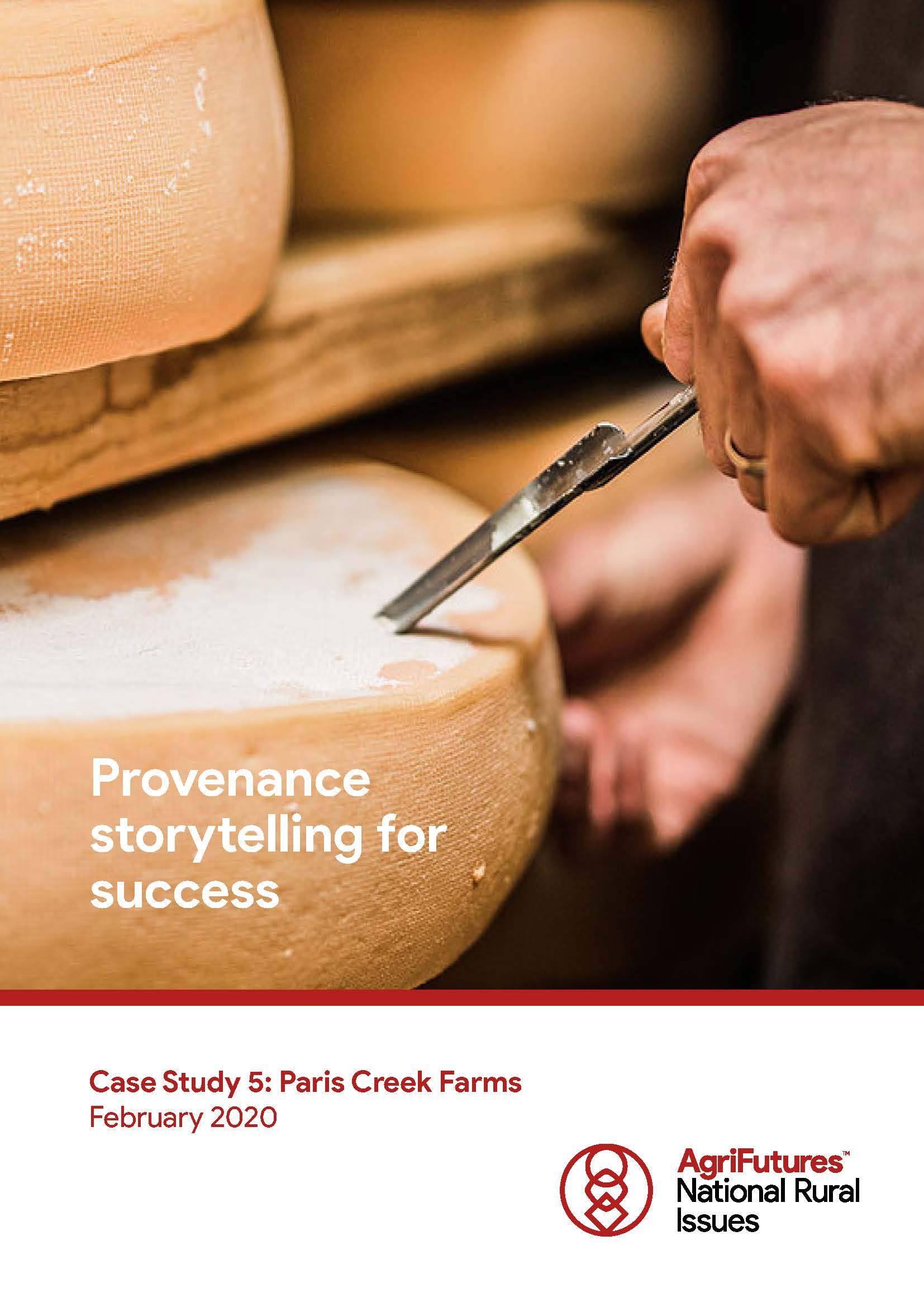 Case study 5: Paris Creek Farms - image