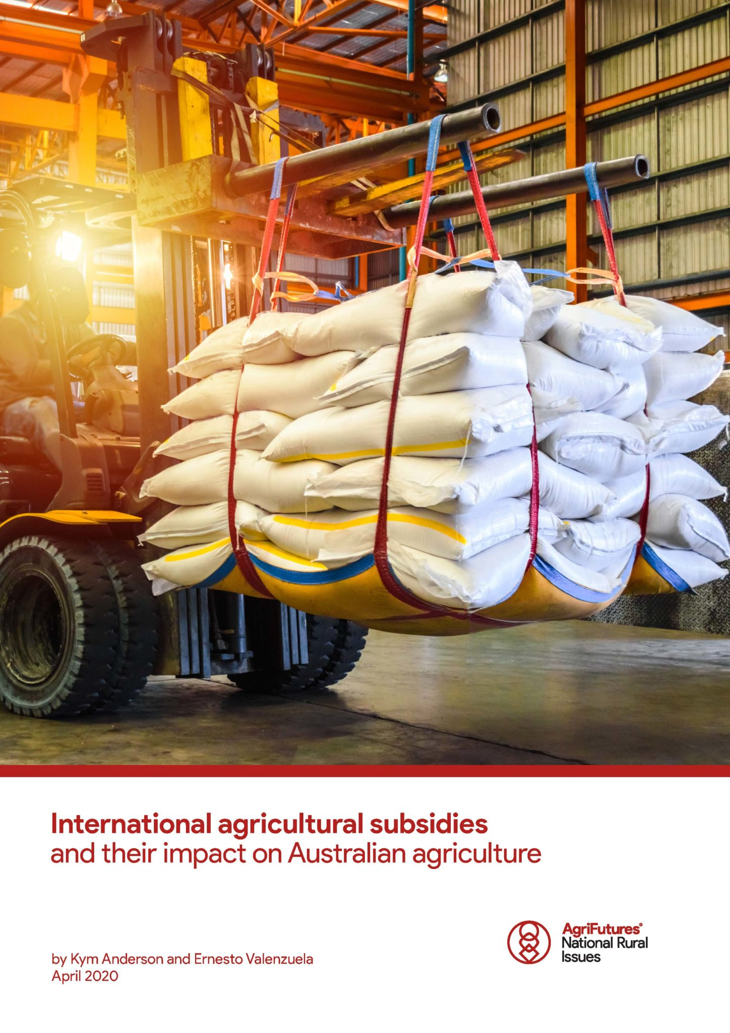 International agricultural subsidies and their impact on Australian agriculture - image