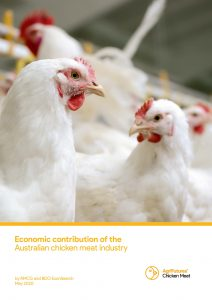 Economic contribution of the Australian chicken meat industry - image