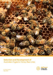 Selection and development of hygienic honey bee lines - image