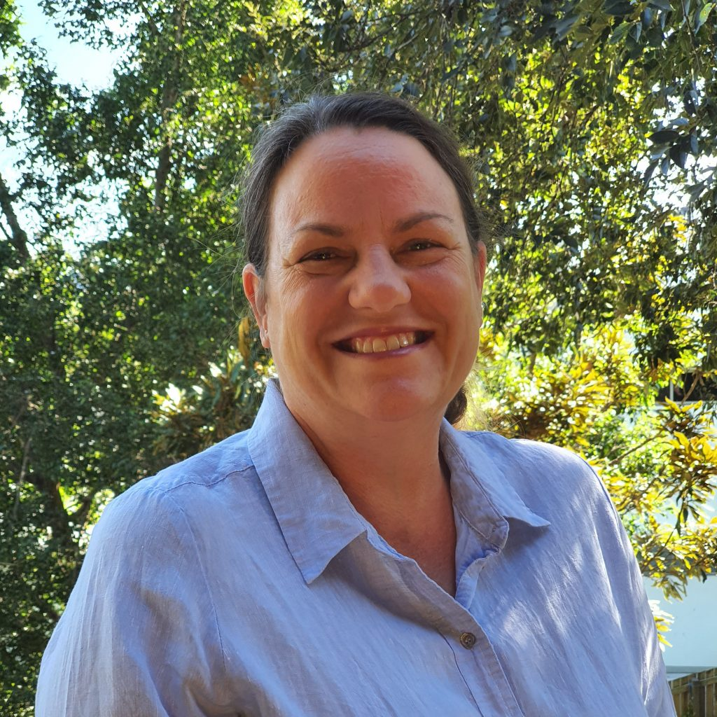 Felicity McIntosh, Training Coordinator