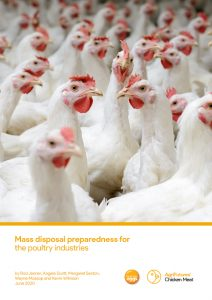 Mass disposal preparedness for the poultry industries - image