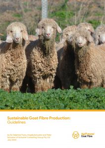 Sustainable Goat Fibre Production: Guidelines - image