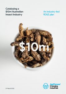 Catalysing a $10m Australian Insect Industry - image
