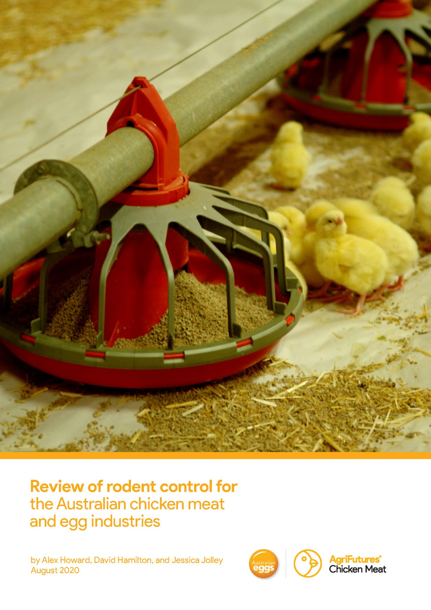 Review of rodent control for the Australian chicken meat and egg industries - image