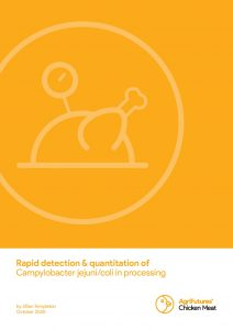 Rapid detection & quantitation of Campylobacter jejuni/coli in processing - image