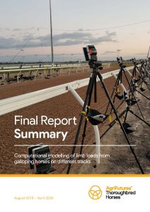 Final Report Summary: Computational modelling of limb loads from galloping horses on different tracks - image