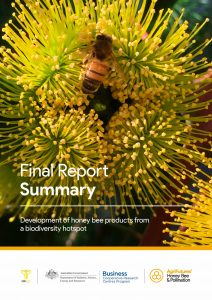 Final Report Summary: Development of honey bee products from a biodiversity hotspot - image