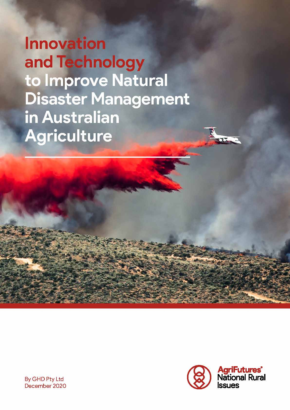 Innovation and Technology to Improve Natural Disaster Management in Australian Agriculture - image