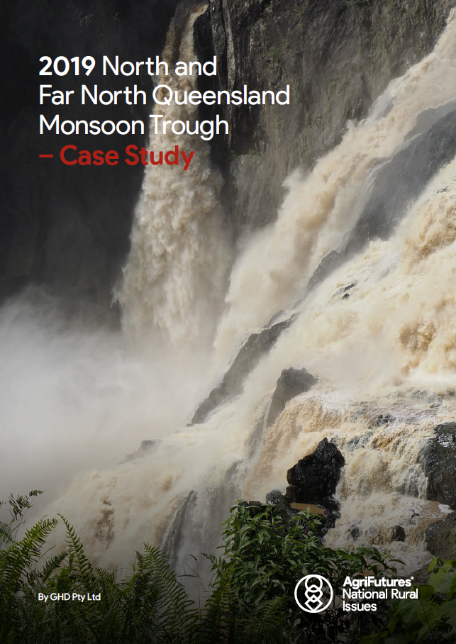 2019 North and Far North Queensland Monsoon Trough – Case Study - image