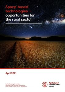 Space-based technologies - opportunities for the rural sector - image