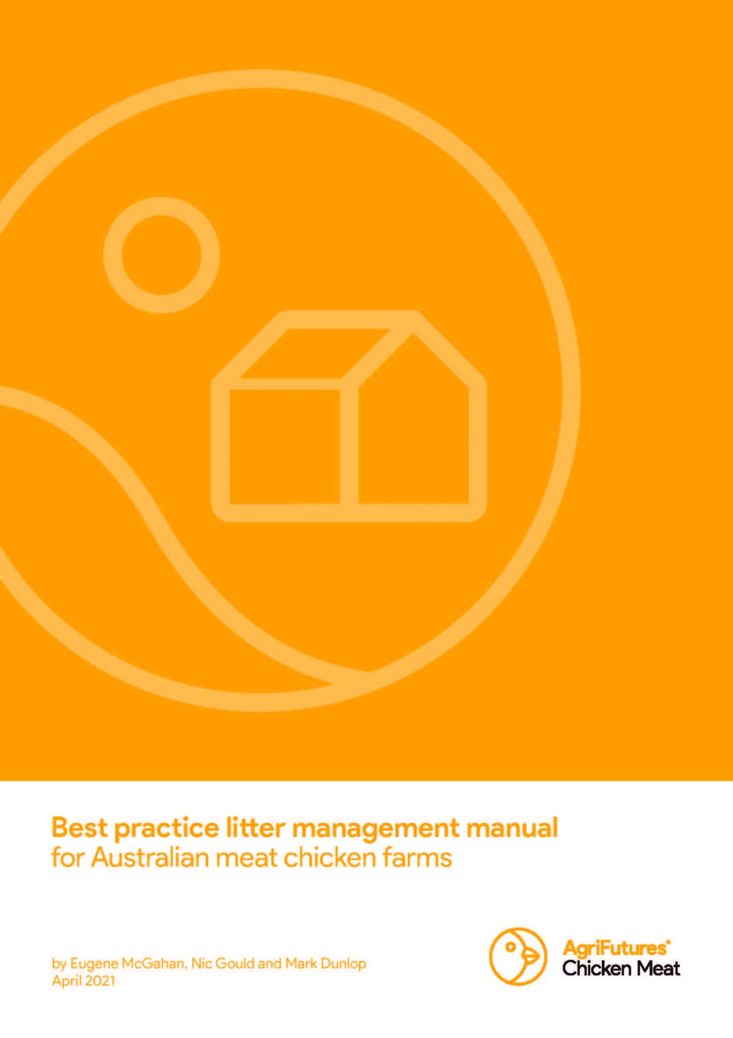 Final report: Best practice litter management manual for Australian meat chicken farms - image