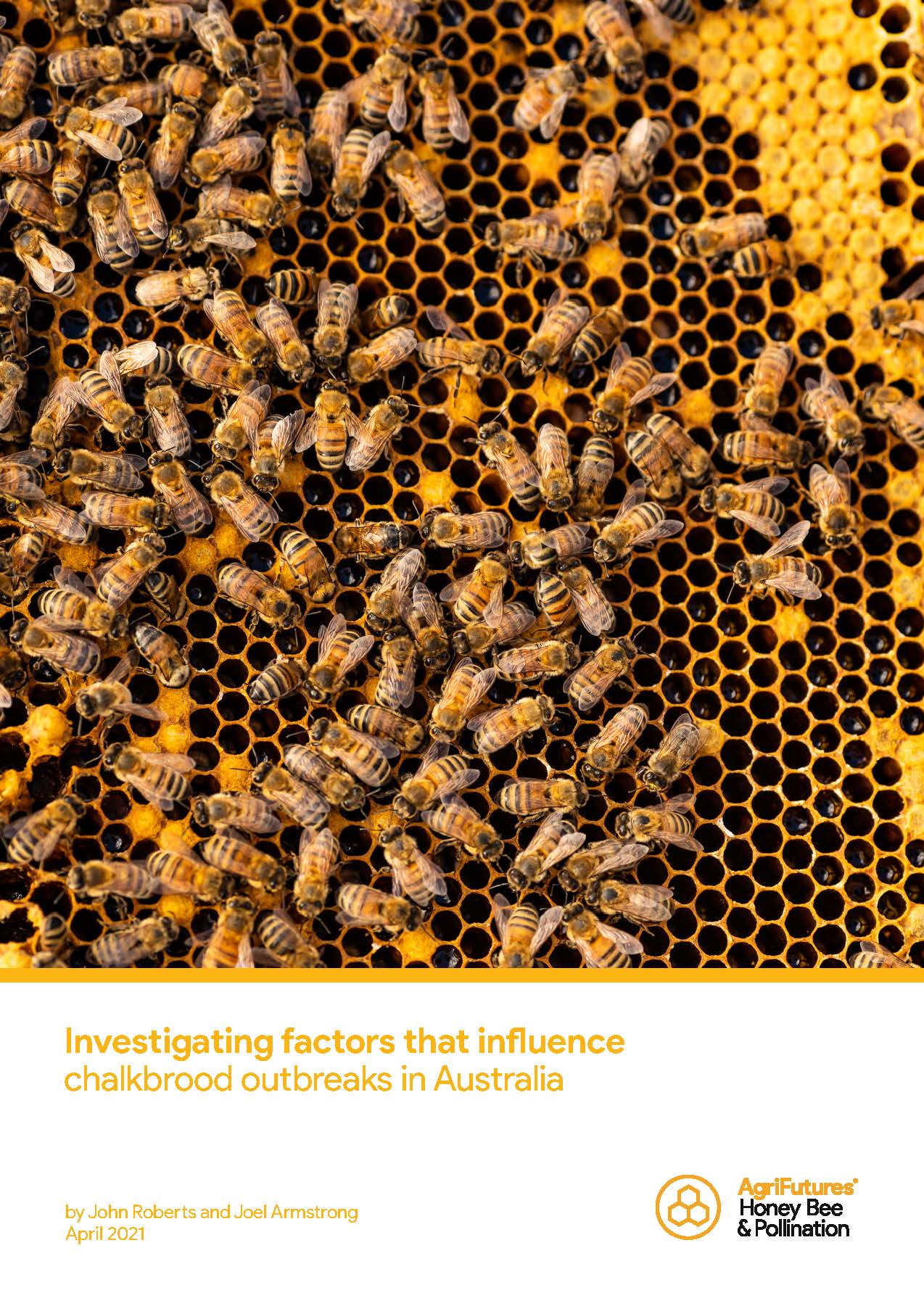 Final report: Investigating factors that influence chalkbrood outbreaks in Australia - image
