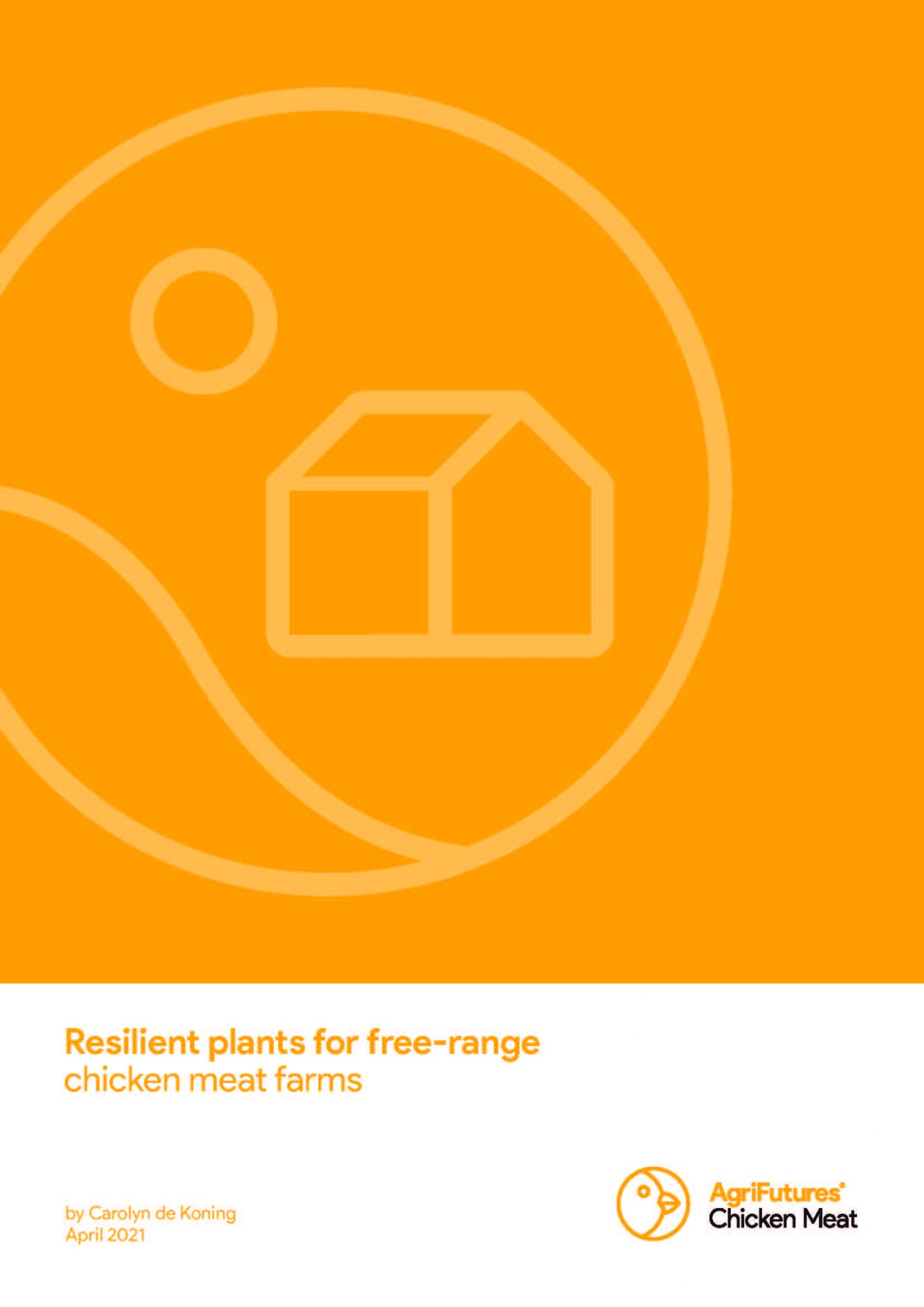 Final report: Resilient plants for free-range chicken meat farms - image