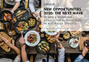 The next wave of emerging industry opportunities 2020 - Stage I - image