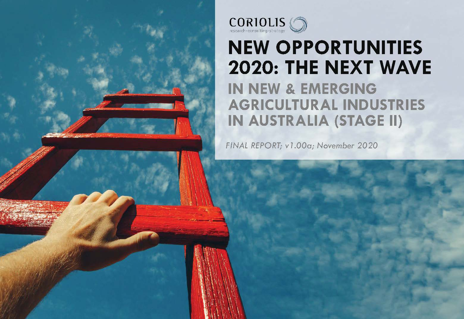 The next wave of emerging industry opportunities 2020 - Stage II - image