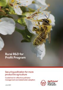 Securing pollination for more productive agriculture: Guidelines for effective pollinator management and stakeholder adoption - image