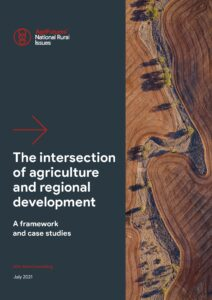 The intersection of agriculture and regional development: A framework and case studies - image